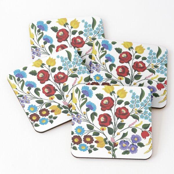 Hungarian Treasures Coasters (Set of 4)