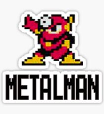 METALMAN Sticker