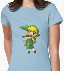 Link Windwaker Tee Women's Fitted T-Shirt