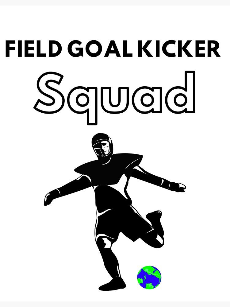 Field goal kicker squad by kickersofearth