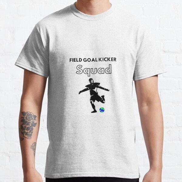 Field goal kicker squad Classic T-Shirt