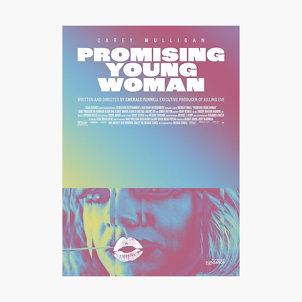 Promising Young Woman I Photographic Print