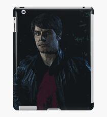 Grimm - Nic portrait iPad Case/Skin