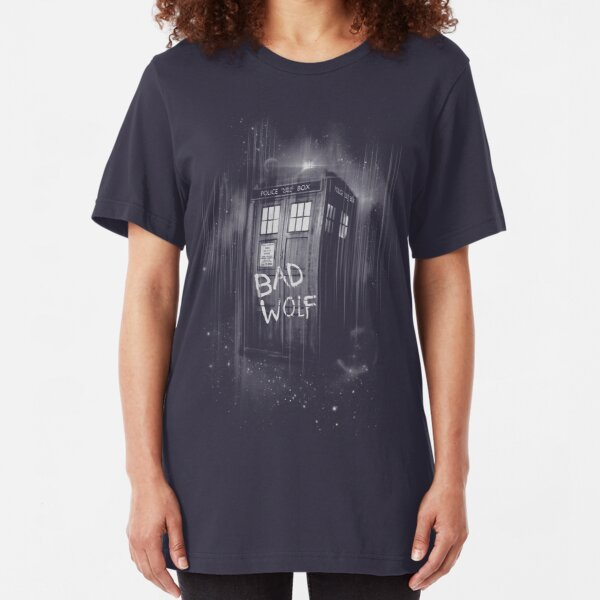 New Casual DR WHO Bad Wolf T Shirt Men Doctor Who o-neck t-shirt 6 designs