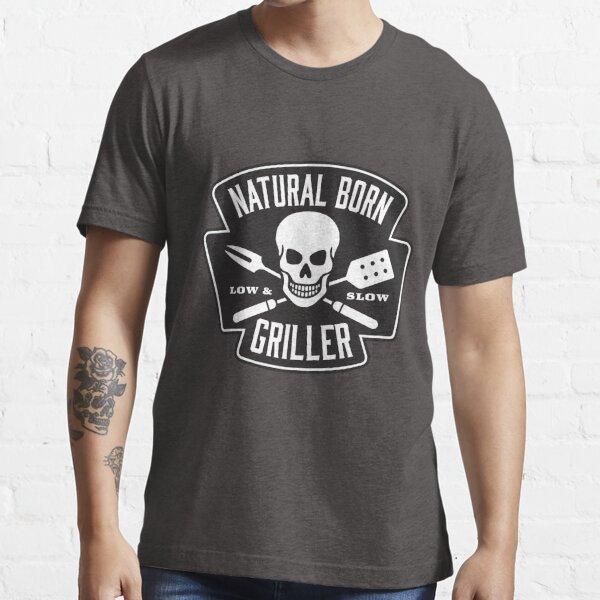 Natürlicher Griller Essential T-Shirt