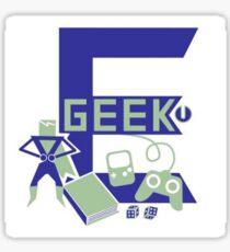 Geek*E Podcast Logo Sticker