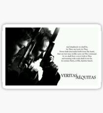 Saint Prayer Sticker