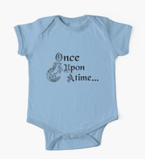 Once upon a time- logo Kids Clothes