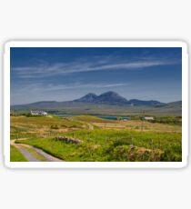 Islay: On the Road to Bunnahabhain Sticker