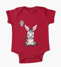 Juventus Fc Baby girl supporter One Piece - Short Sleeve