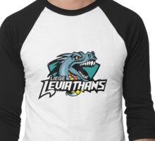 Liege leviathans quidditch - logo Men's Baseball ¾ T-Shirt