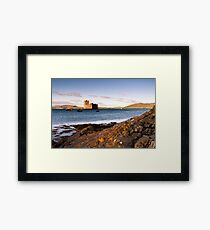 Barra: Kisimul Castle Morning Framed Print