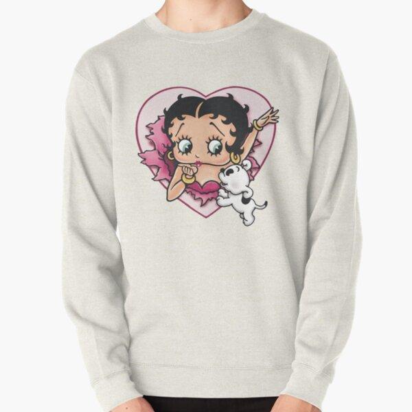 Personaje de Betty Boop Sudadera sin capucha