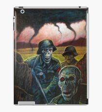 zombie troopers iPad Case/Skin