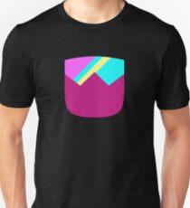 Simple Cuts - Garnet Unisex T-Shirt