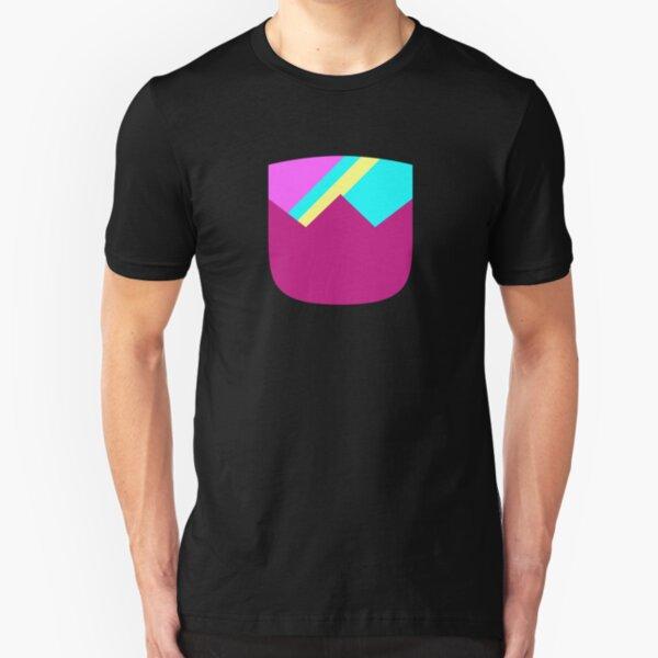 Simple Cuts - Garnet Slim Fit T-Shirt