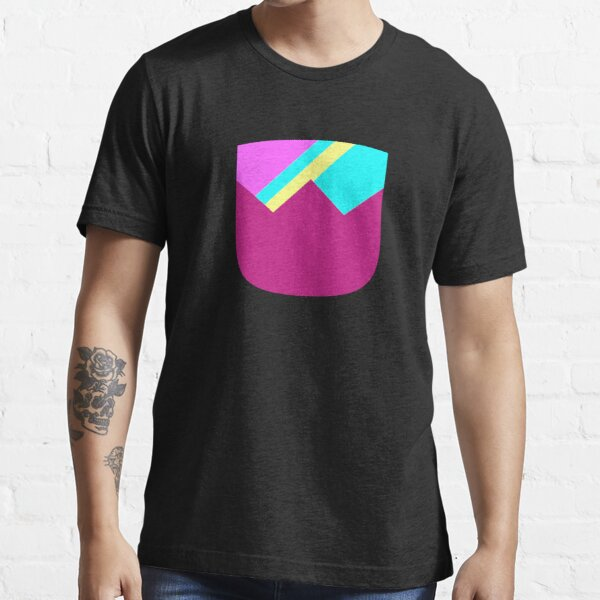 Simple Cuts - Garnet Essential T-Shirt