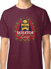 Skeletor is Love Classic T-Shirt