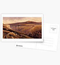 John Osborn Brown - Belah Viaduct Postcards