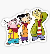 Ed Edd n Eddy Sticker