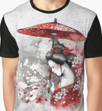 Falling blossoms Graphic T-Shirt