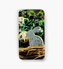 Easter Basket Samsung Galaxy Case/Skin