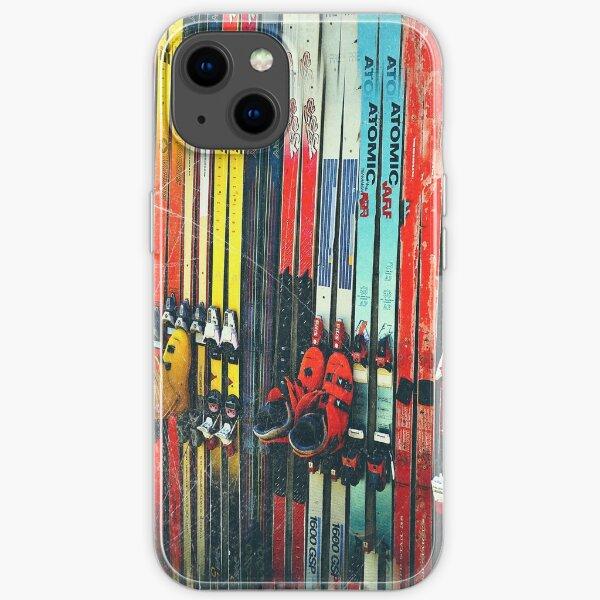 Ski Sun Valley iPhone Soft Case