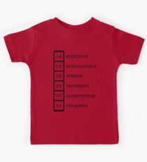 Dungeon Master Kids Tee