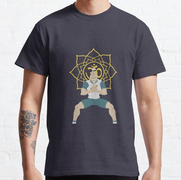 Meditation & gratitude T-shirt classique