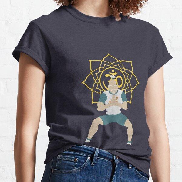 Meditación y gratitud Camiseta clásica