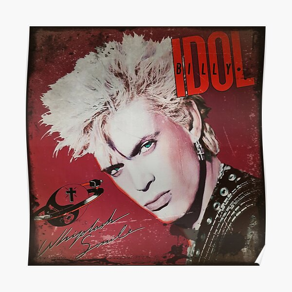 BEST TRENDING COVERS BILLY IDOL Poster