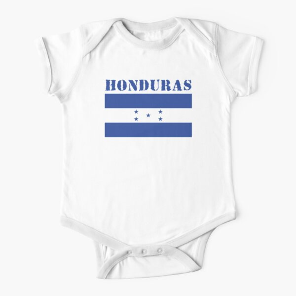 Honduras Body de manga corta para bebé