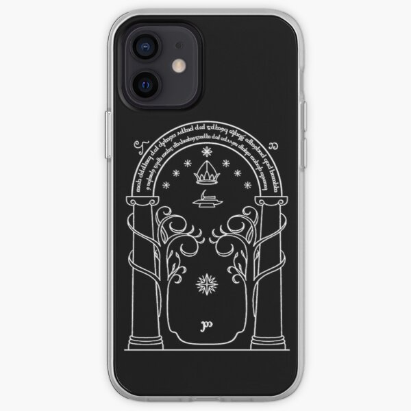 Moon Gate iPhone Soft Case