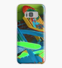 Dreamsicle Samsung Galaxy Case/Skin