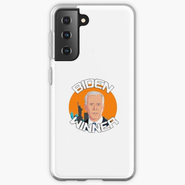 Biden Won Samsung Galaxy Soft Case