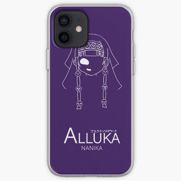 Alluka Nanika . dark continent. hunter Coque souple iPhone