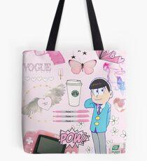 osomatsu-san todomatsu Tote Bag