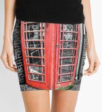 Old Kiosk Mini Skirt