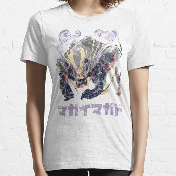 Monster Hunter Rise Magnamalo Kanji Icon Essential T-Shirt