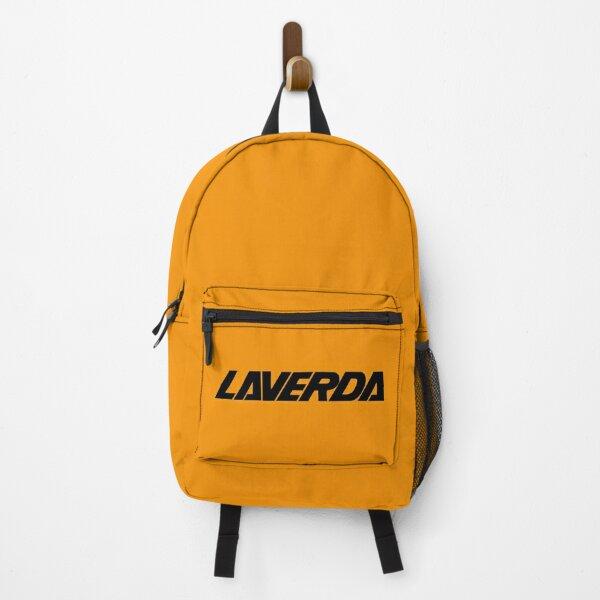 Klassische Laverda-Grafik Rucksack