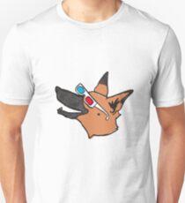 Shepherd in 3-D T-Shirt