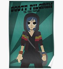 Ramona - Scott Pilgrim Vs. The World Poster