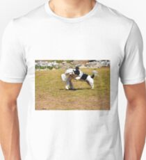 Frolicking Dogs T-Shirt