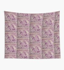"""""""1948 British Royal Family New Zealand Stamp"""" Wall Tapestry"""