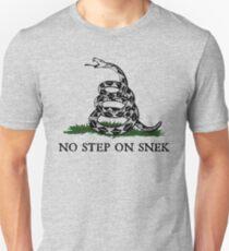No Step on Snek Graphic Unisex T-Shirt