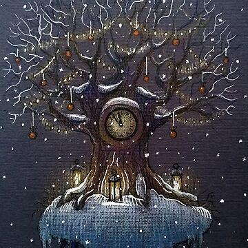Winter Tree by illustore