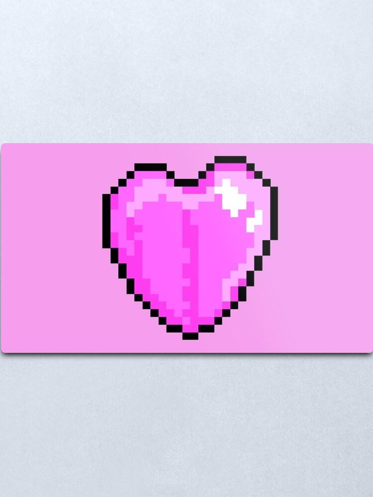 Pokemon Kanto Badges Pixel Art Soul Badge Metal Print By Bearbot Redbubble