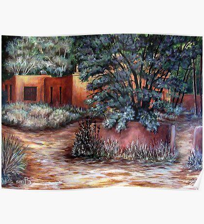 Hidden Hacienda  Poster
