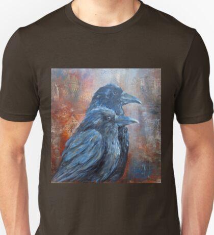 Members of the Jury ( Murder of Crows Series) T-Shirt