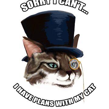 Cat Plans by craigistkrieg